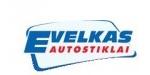 """UAB """"Evelkas"""" –  automobilių stiklų rinkos lyderis Lietuvoje, ne tik prekiaujantis automobilių stiklais, bet  ir teikiantis visas su stiklais susijusias paslaugas. Pirmas UAB """"Evelkas"""" servisas buvo įkurtas 1993 m. Kaune. Plečiantis veiklai, 1996 m. įmonė persikėlė į erdvesnes patalpas, kurios užėmė 2000 m2, o 2007 m. jos atnaujintos ir padvigubėjo, tai leidžia dar operatyviau  aptarnauti klientus ir sparčiau vystyti įmonės veiklą. Savo sandėlyje """"Evelkas"""" turi apie 17000 vnt. priekinių ir galinių stiklų, tinkančių 800 automobilių modelių. UAB """"Evelkas"""" servisai yra   net šešiuose Lietuvos miestuose. Dėl išplėsto asortimento, paslaugų spektro              bei servisų tinklo, įmonė turi galimybę aptarnauti kiekvieną Lietuvos                            klientą greičiausiai. """"Darome viską, kad klientus aptarnautume                                             greičiausiai ir sutaupytume jų brangų laiką. Tai padaryti                                                      mums leidžia ilgametė patirtis ir išvystyta įmonės                                                                       veikla"""" – teigia įmonės vadovas E.Zasimauskas"""