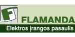 """Uždaroji akcinė bendrovė """"Flamanda"""" pradėjo savo veiklą 1994m. Tai privataus kapitalo įmonė prekiaujanti elektros instaliacijos, elektros įrangos pardavimų srityje."""
