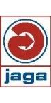 Belgijos gamykla Jaga įkurta 1962 m. Tai vienas iš pačių stambiausių šildymo prietaisų gamintojų Europoje. Gamykla turi savo skyrius Olandijoje, Prancūzijoje, Čekijoje, D.Britanijoje ir Vokietijoje, taip pat savo atstovybes beveik visose Europos šalyse; ji eksportuoja savo produkciją net į Australiją, Ameriką, Kiniją bei Japoniją.  Šiuolaikiniams šildymo prietaisams keliami du pagrindiniai reikalavimai – jie turi ne tik atitikti modernaus dizaino koncepciją, bet ir kuo racionaliau naudoti vis labiau brangstančią šiluminę energiją. Šiuos abu reikalavimus visiškai išpildo Jaga Low-H2O radiatoriai (technologija, paremta ''Mažiau vandens'' koncepcija), kurie sudaro pagrindinę produkcijos dalį. Jaga užima apie 75 % Low-H2O radiatorių rinkos Europoje.  Šią grupę sudaro į grindis įleidžiami prietaisai ir ypač žemi radiatoriai. Kompaktiškų gabaritų dėka tokių radiatorių pritaikymas išties neribotas – jie nepamainomi šiuolaikiniuose pastatuose su vitrininiais langais, žemomis palangėmis, stikliniais fasadais ir pan.